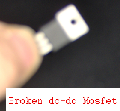 Ahh, its the obliterated mosfet!
