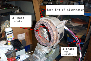 Electric Motor Rotor Design likewise Brushless Alternators Advantages further Single Phase Generator Images as well Stamford Ac Alternator also Cessna 140 Wiring Diagram. on brushless alternator wiring diagram
