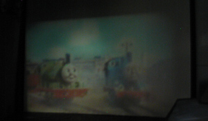 Yes, Ive got thomas the tank episodes
